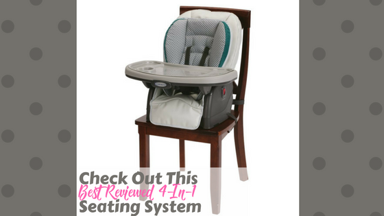 4-in-1 Seating System in The Baby Shop