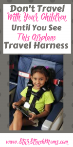 Airplane Travel Harness Baby Gadgets