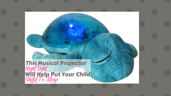 Must Have For Baby-Tranquil Turtle Musical Projector image